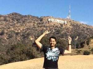 Nabill In Hollywood