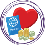 love adventure money